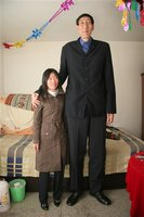 worlds tallest man