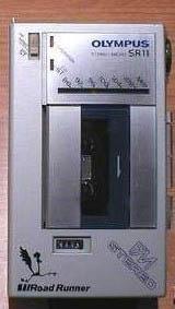Olympus SR-11 Micro-Cassette Walkman
