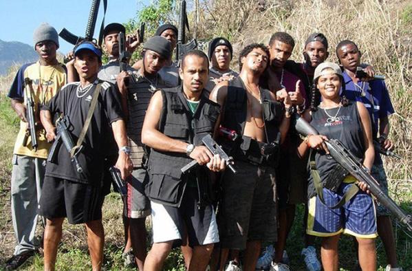 Deadly Gangs