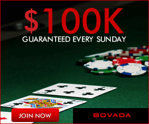 100K Poker Tournament