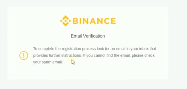 register at binance